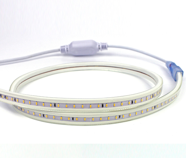 Led drita dmx,rrip fleksibël,110 - 240V AC SMD 2835 LEHTA LED ROPE 3, 3014-120p, KARNAR INTERNATIONAL GROUP LTD