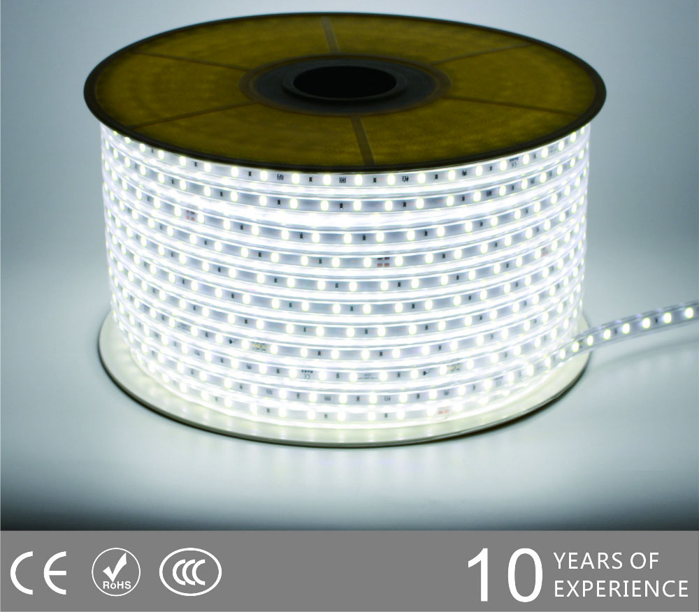 Guangdong udhëhequr fabrikë,të udhëhequr fjongo,240V AC Nuk ka Wire SMD 5730 LEHTA LED ROPE 2, 5730-smd-Nonwire-Led-Light-Strip-6500k, KARNAR INTERNATIONAL GROUP LTD