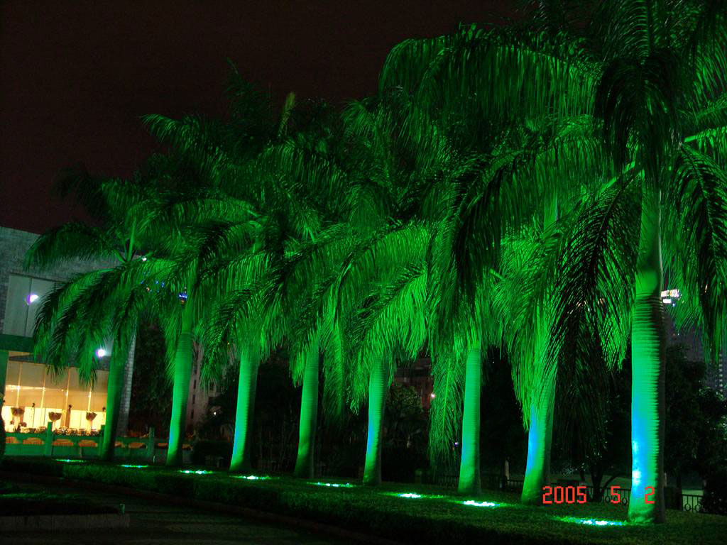 Led drita dmx,LED varrosur dritën,1W Sheshi Buried Light 8, Show2, KARNAR INTERNATIONAL GROUP LTD